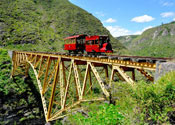 Andes Mountain Train, Equador