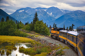 Alaska Railroad 1