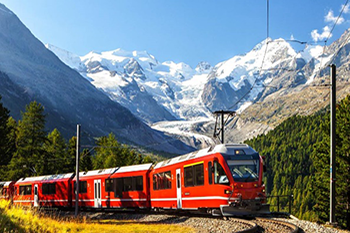 Switzerland by Rail